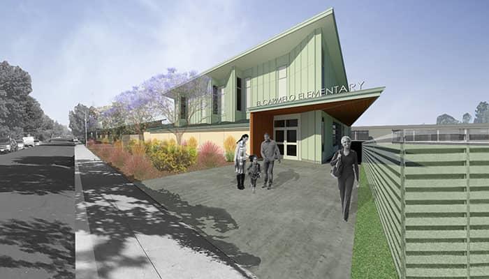 El Carmelo Elementary School Modernization