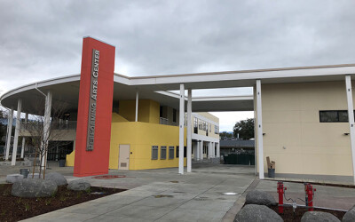 Gunn High School – Central Building Project