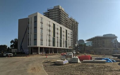 UCSD Nuevo East Student Housing
