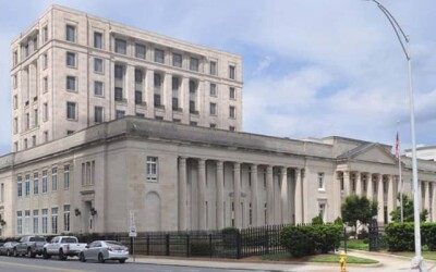 Charlotte Courthouse & Federal Building