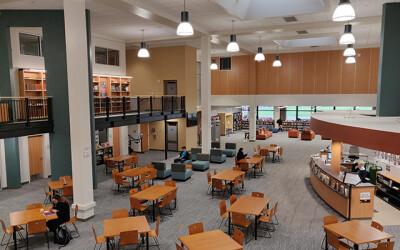 Palo Alto High School – Library Modernization