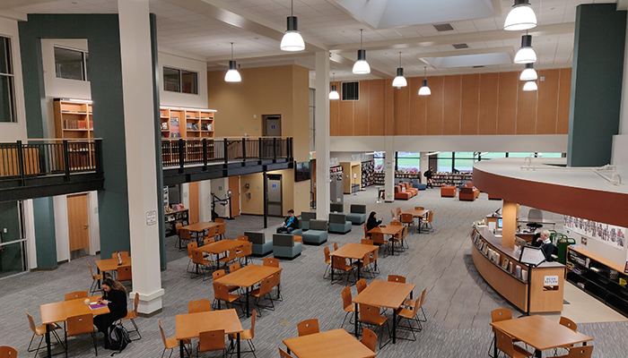 Palo Alto High School – Library Modernization