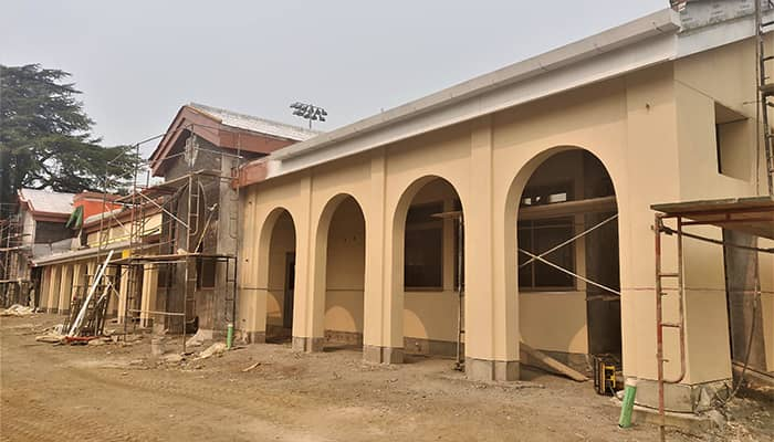 Palo Alto High School – Science Addition & Alteration